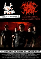 2009-12-10: Thy Art Is Murder Flyer