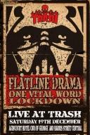 2009-12-19: Flatline Drama Flyer