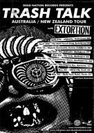 2009-05: Trash Talk Australia / New Zealand Tour Flyer