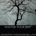 2009-07-18: Stand Defiant & Mindset: Winter Tour 2009 Flyer