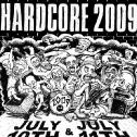 2009-07: Hardcore 2009 Flyer