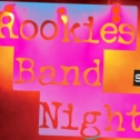 2009-11-20: Rookies Band Night Flyer