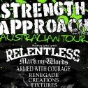 2009-11-22: Strength Approach: Australian Tour: Blacktown Flyer