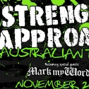 2009-11: Strength Approach: Australian Tour Flyer