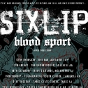 2009-04: Sixlip & Bloodsport: April Tour 2009 Flyer